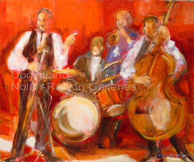 , 'Jazz rouge,' , Nolan-Rankin Galleries