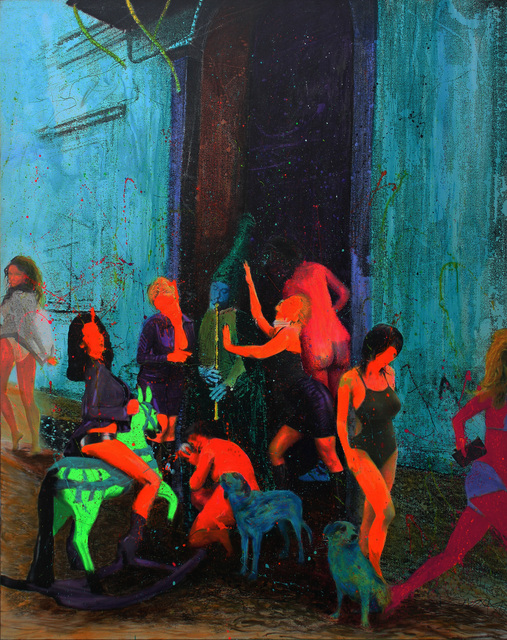 , 'Dervişin Aşkı,' 2009, Anna Laudel