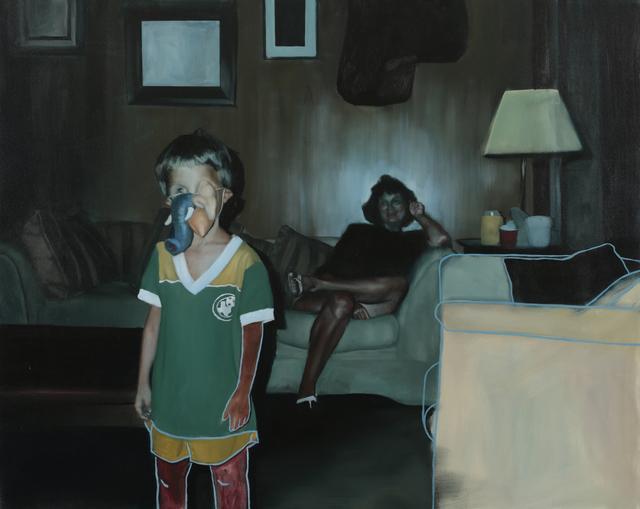 , 'Elephants Child,' 2017, Fort Works Art