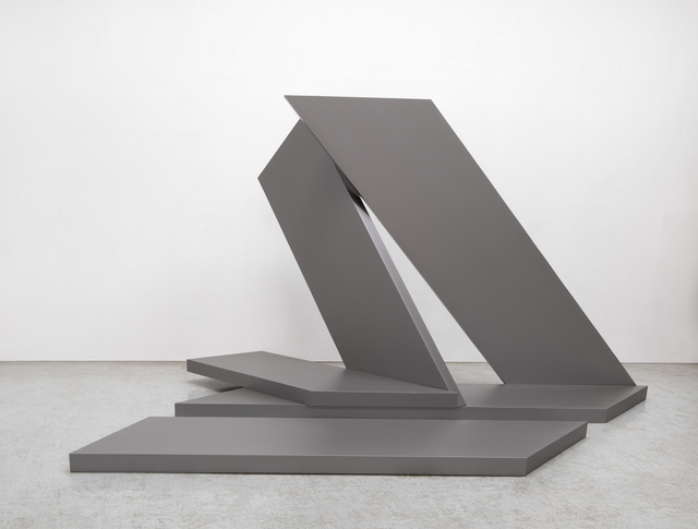Phillip King, 'Brake', 1966-2018, Sculpture, Steel, Galerie Lelong & Co.
