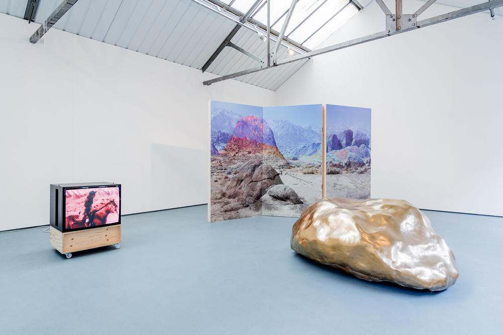 Victoria Lucas, Lay of the Land (and other such myths)