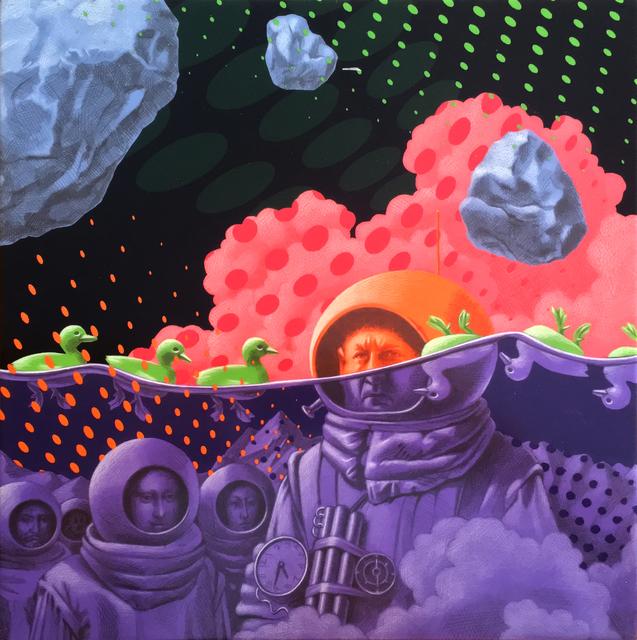 , 'New Frontier,' 2018, bG Gallery