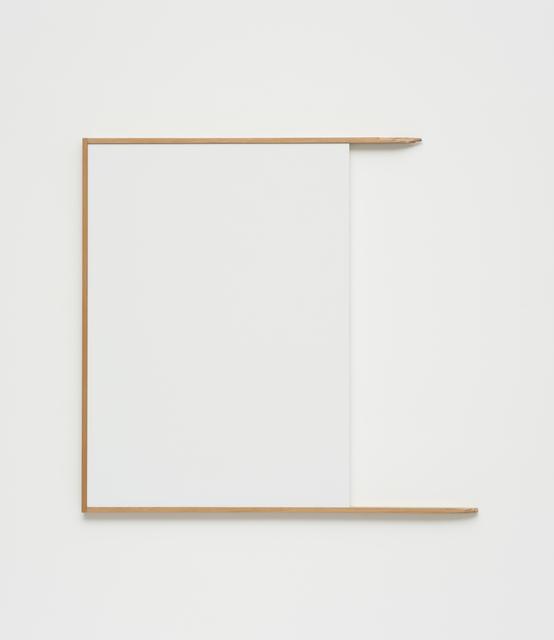 , 'Relief n. 1,' 2017, Casa Triângulo
