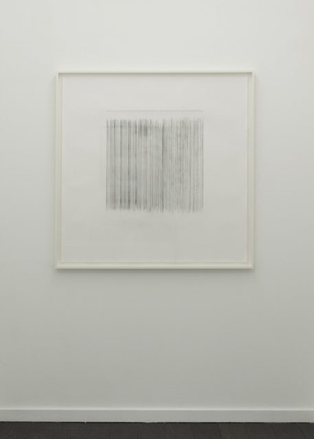 , 'Plumb Line Drawing No.08,' 2009, Bartha Contemporary