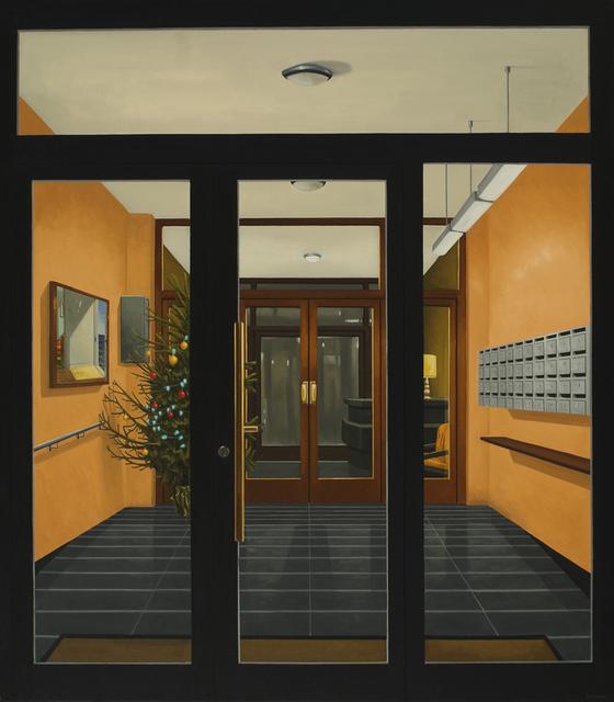 , 'Barcelona Lobby (rooms by the sea),' 2016, Galerie D'Este