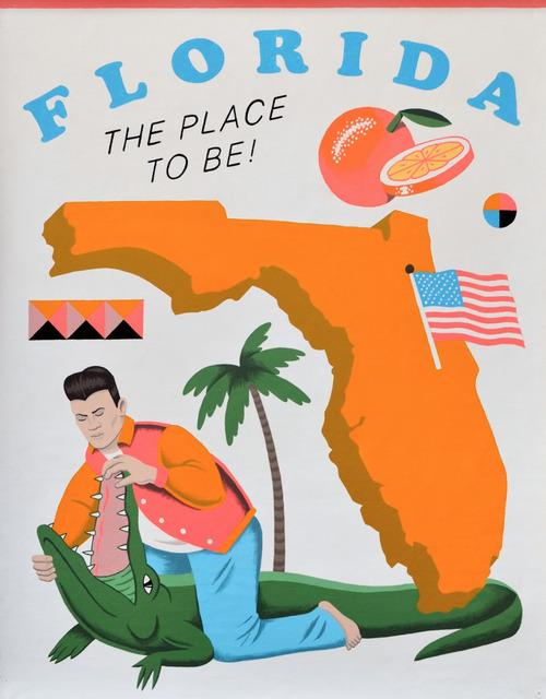 , 'Florida,' 2018, Antonio Colombo