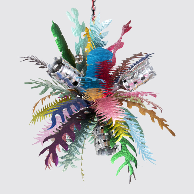 Chris Wolston, 'Tropical Chandelier', 2018, The Future Perfect