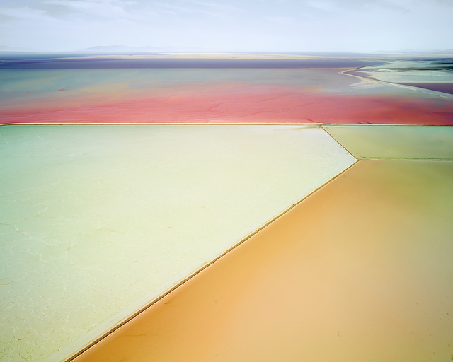 , 'Saltern Study 01, Great Salt Lake, UT,' , Bau-Xi Gallery