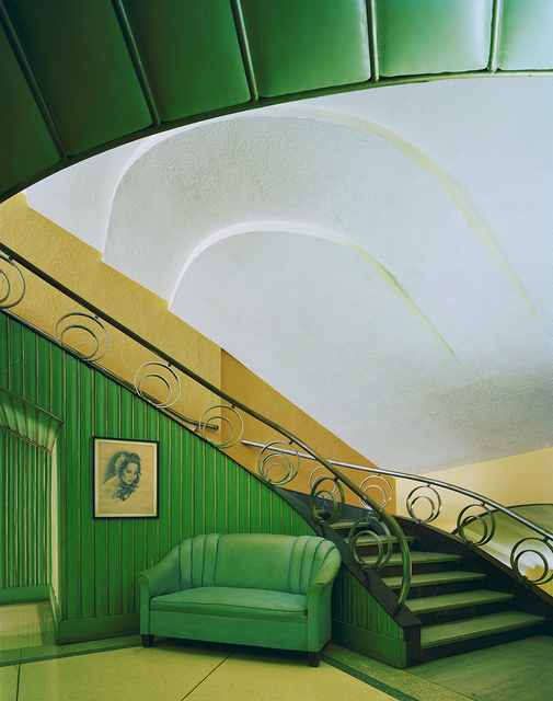 Michael Eastman, 'Hollywood Theater, Havana, Cuba', 2010, Robert Klein Gallery