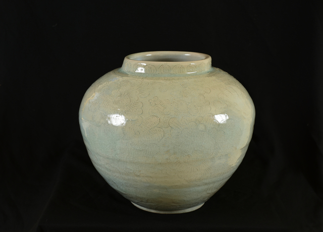 , 'CSULB Celadon Pot #2,' 2019, Mark Moore Fine Art