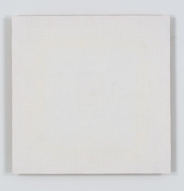 , 'Glory Hole (white on white) vibgyor,' 2012, Bortolami