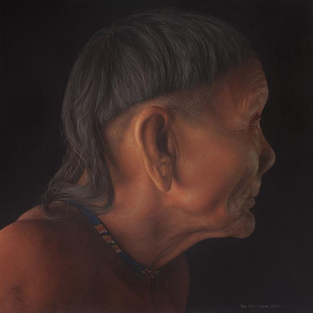 , 'Portrait of Penan Man,' 2016, Richard Koh Fine Art