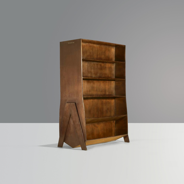, 'PJ-R-04-A double-sided bookcase,' , P! Galerie