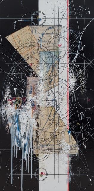 Étienne Gélinas, 'Composition 437', 2018, Thompson Landry Gallery