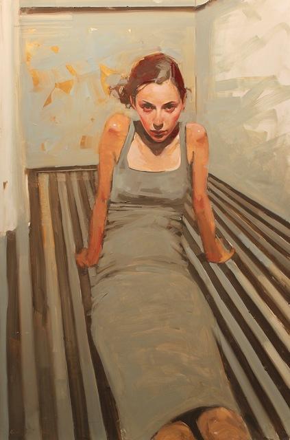 , 'Strips,' 2017, Georges Berges Gallery