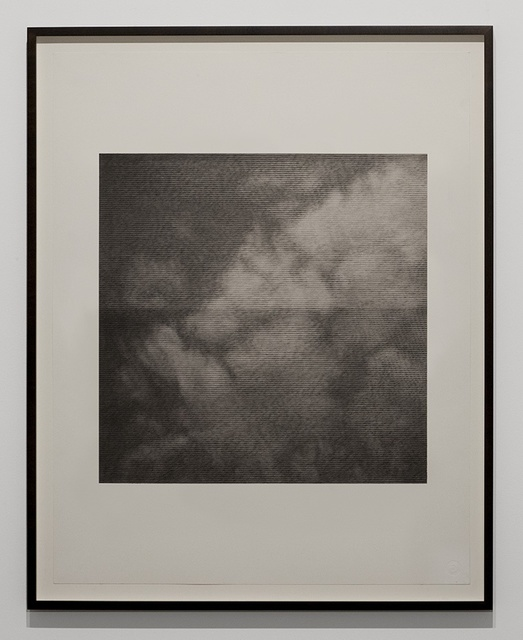 , 'Untitled (sky 2),' 2014, Moran Moran