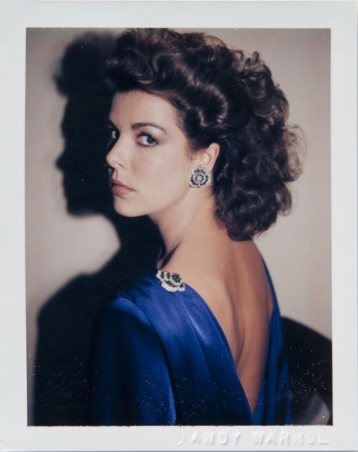 Andy Warhol, 'Andy Warhol, Polaroid Portrait of Princess Caroline of Monaco', 1983, Hedges Projects