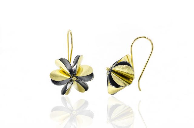 , 'Star Anise Earrings,' 2016, Facèré Jewelry Art Gallery