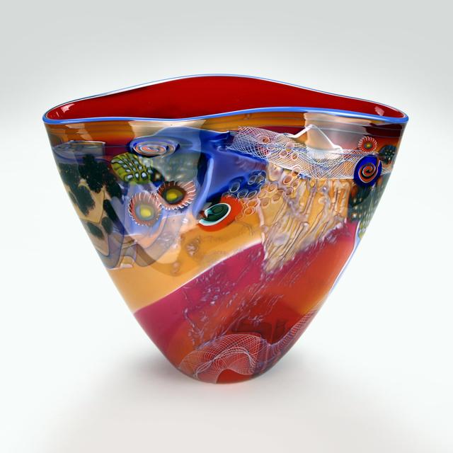 , 'Small Colorfield Vessel II,' 2018, OTA Contemporary
