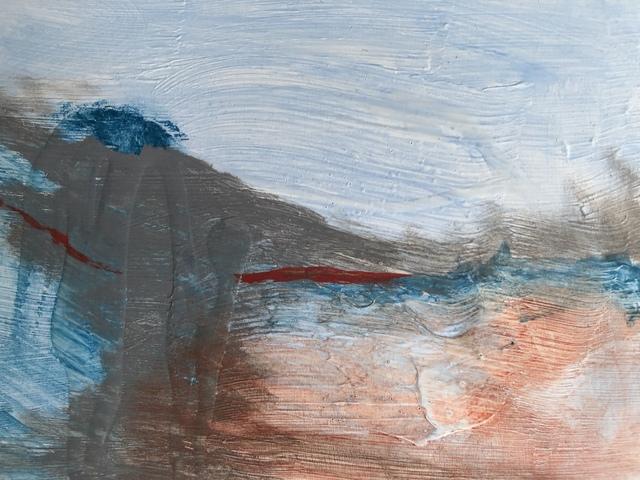 Beth Barry, 'Seawall 3', 2019, Carter Burden Gallery