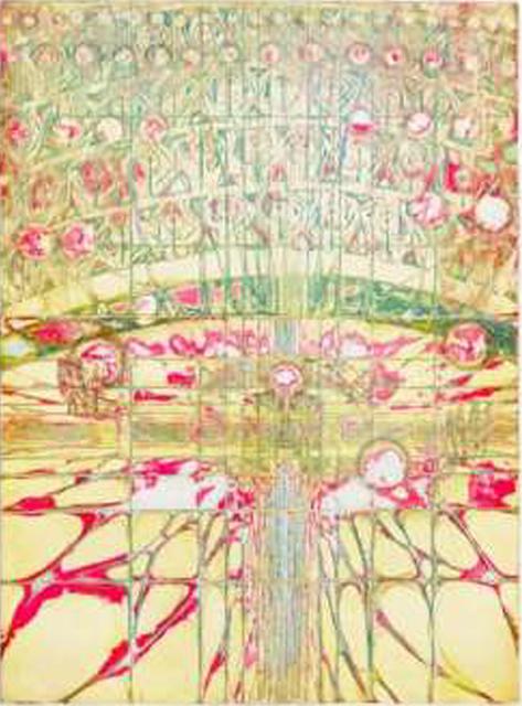 Krishna Reddy, 'GREAT CLOWN', Mark Hachem Gallery