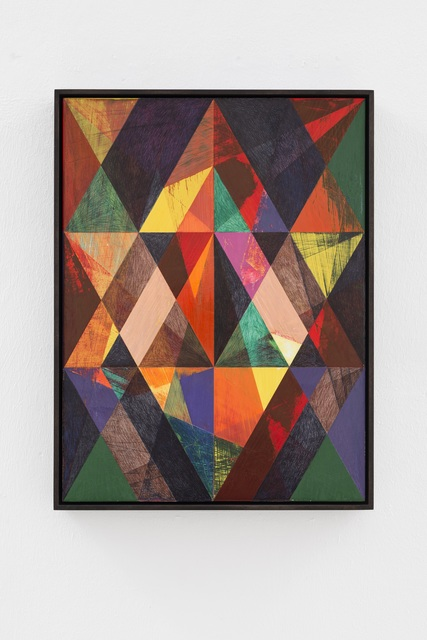 , 'Untitled,' 2018, Galerie Mehdi Chouakri