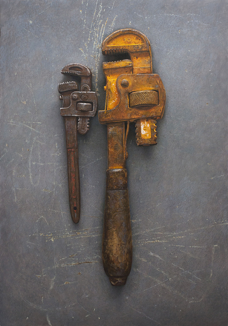 , 'Grandfather,' 2018, Greenhut Galleries