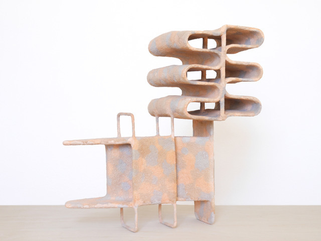 , 'Model (Orange),' 2016, Eleanor Harwood Gallery