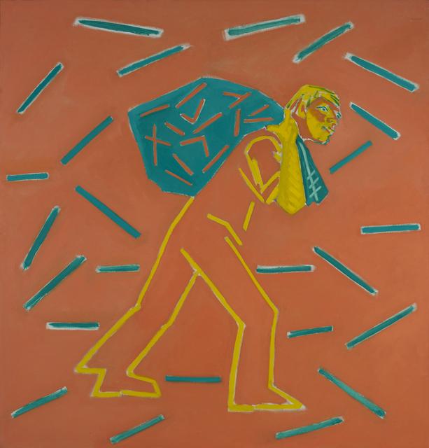 , 'Traginer,' 1987, Galeria Carles Taché