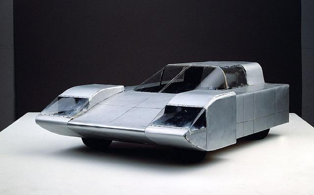 , 'Model van Prova-car ui '67,' 1994, At The Gallery