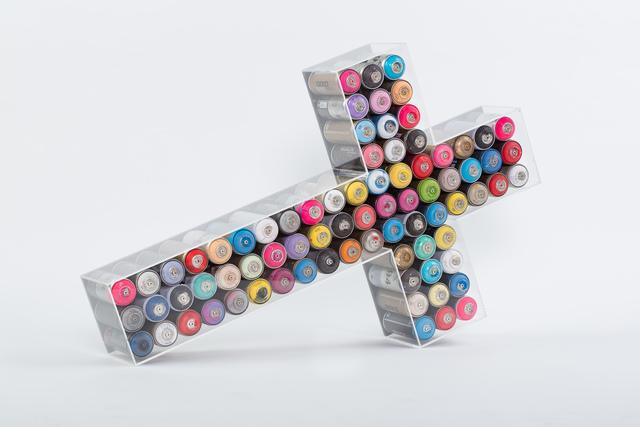 , 'Grafiti Cross Preservation Box,' , The Drang Gallery