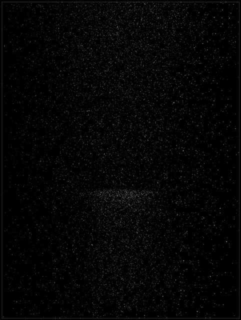 , 'Wavy oblique cube,' 2018, Galerie Charlot