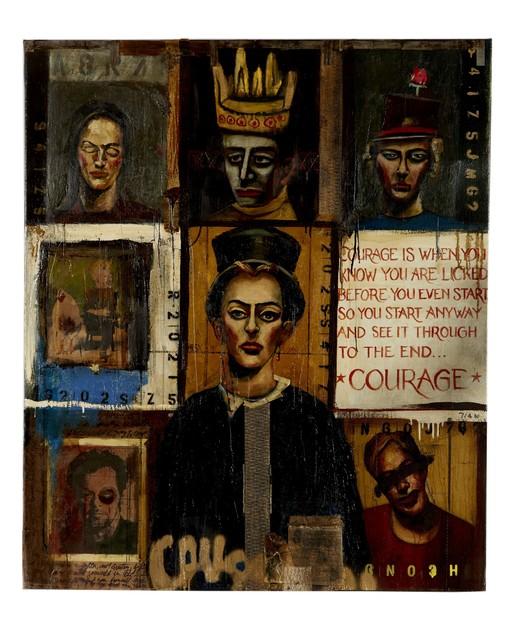 , 'Courage,' 2017, ACA Galleries