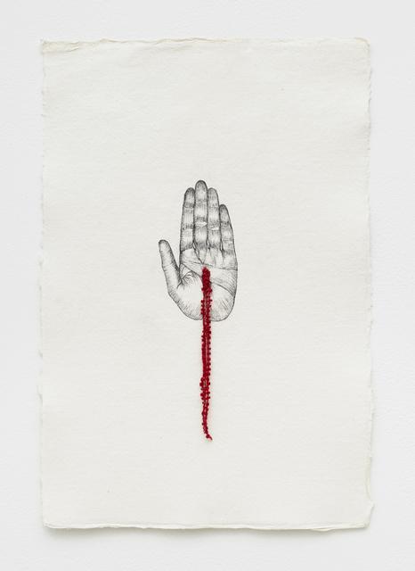 Esperanza Cortés, 'The Gift II', 2015, Jonathan Ferrara Gallery