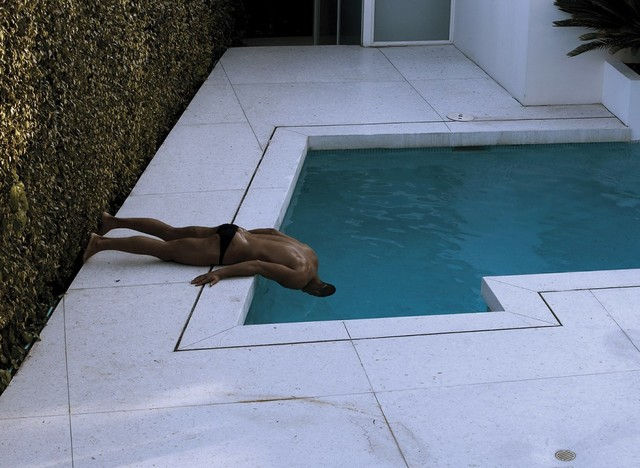 Steven Klein, 'The Swimmer: Image no. 2', 2006, Photography, Staley-Wise Gallery
