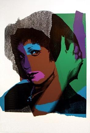 Andy Warhol, 'Ladies & Gentlemen 1975 F&S II.132', 1975, Upsilon Gallery