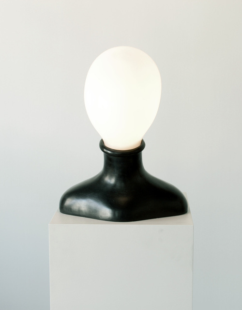 , 'Archetype table lamp,' 2013, Paul Kasmin Gallery