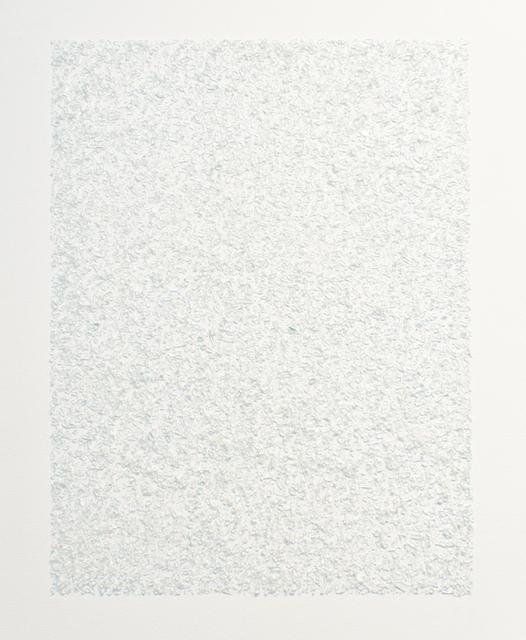 , 'Glacier,' 2015, Jane Lombard Gallery
