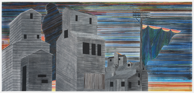 , 'Sunset at Hiawatha Avenue,' 2004, Rossi & Rossi