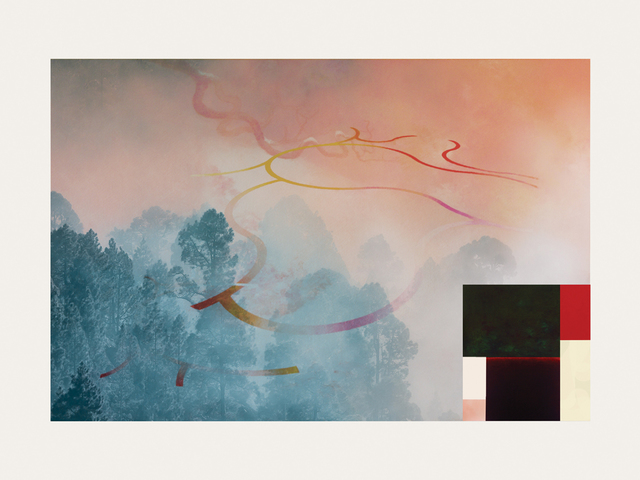 , 'Forest K006,' ca. 2018, Artgráfico