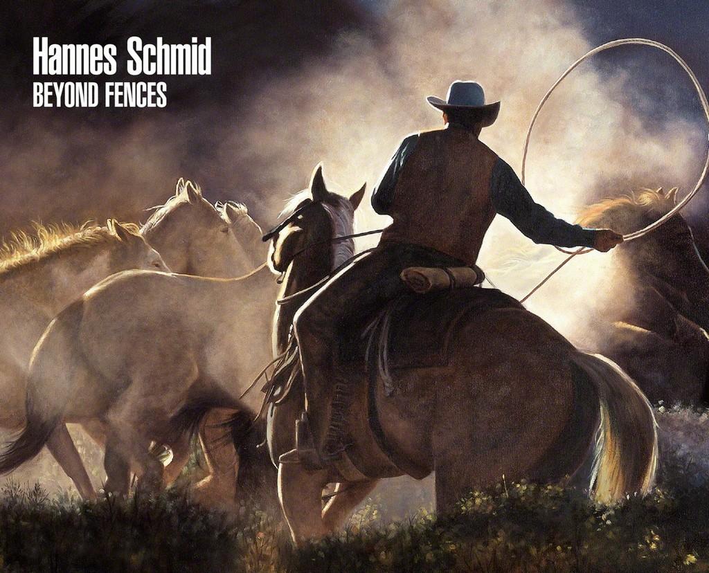 Hannes Schmid – Beyond Fences