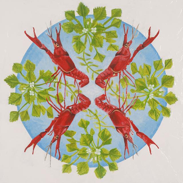 , 'Crayfish, Water Chestnut,' 2018, Linda Hodges Gallery