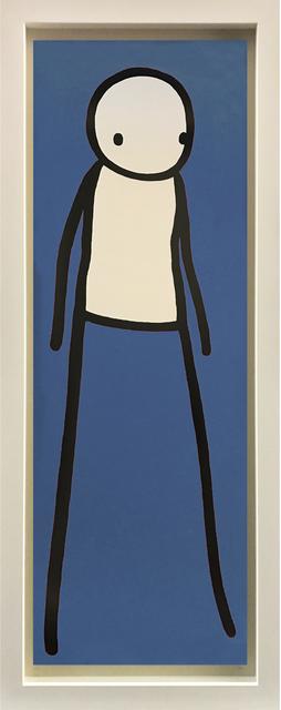 , 'Walk (blue),' 2012, Galerie Kronsbein
