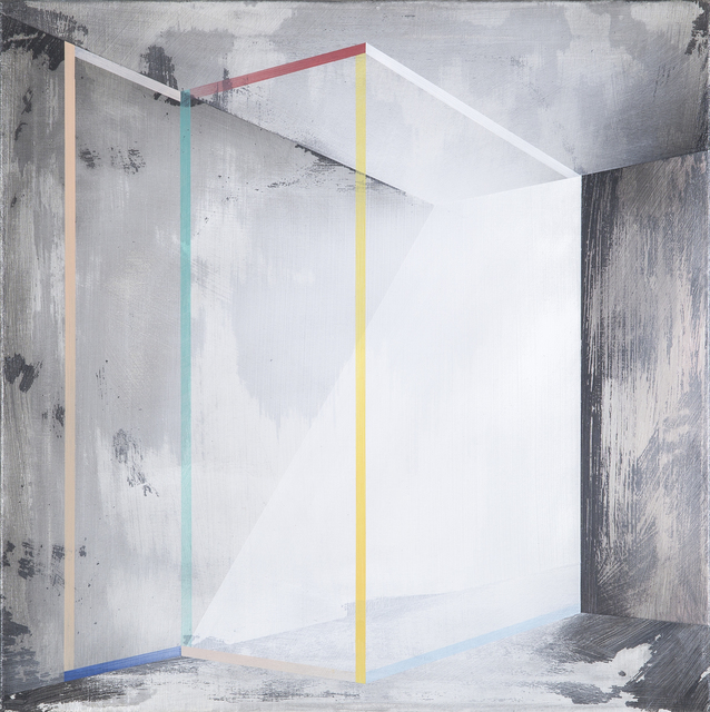 , 'Framing Light 11,' 2018, Christine König Galerie