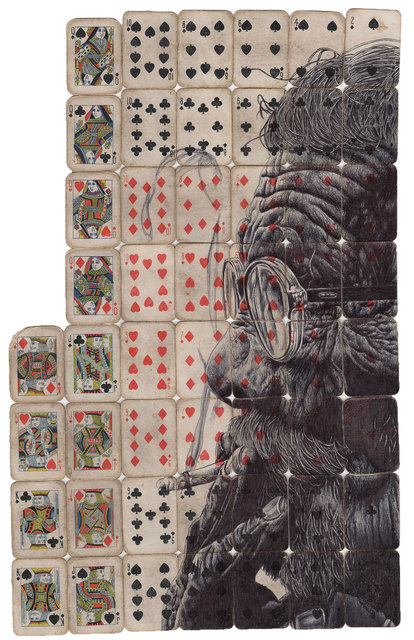 Mark Powell, 'Play the Hand', 2019, Hang-Up Gallery