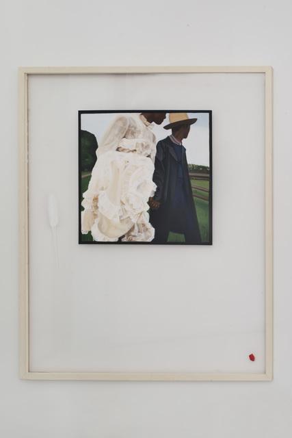 , 'Composition in found frame,' 2018, Andréhn-Schiptjenko
