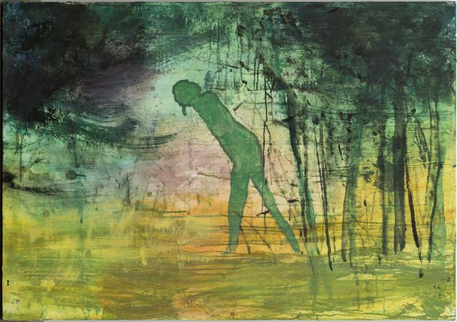 , 'Lustlose Pflichterfüllung,' 2013, Galleri Bo Bjerggaard