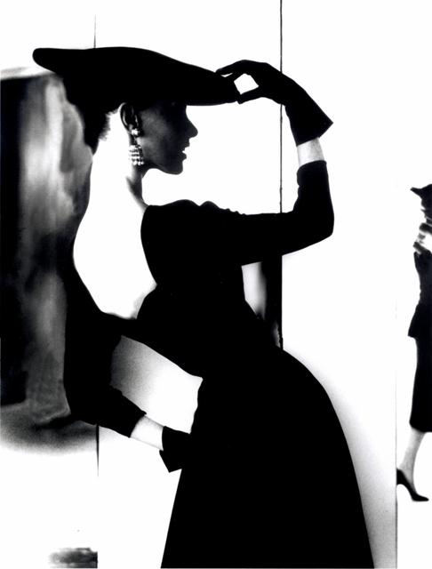 , 'Barbara Mullen, (Flat Hat, Bare Back),' ca. 1950, Peter Fetterman Gallery