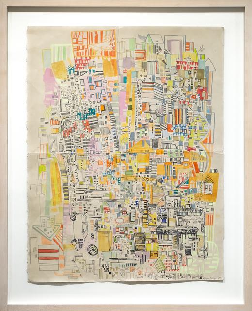 Miriam Singer, 'Fairmount Route 3', 2019, Paradigm Gallery + Studio