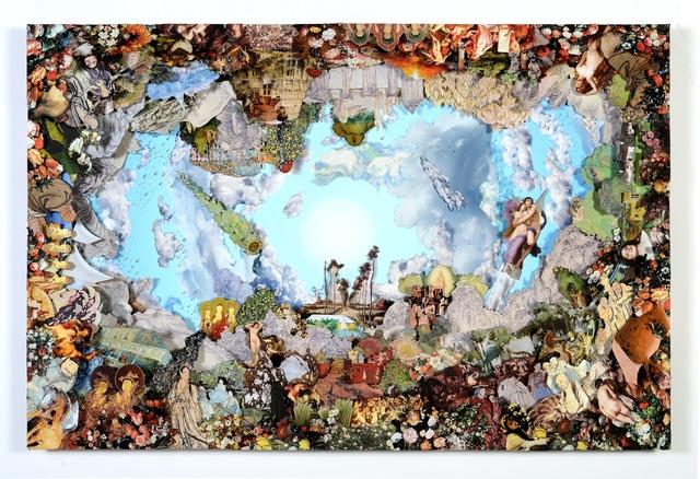, 'Fantastic Cave - World 1,' 2012, Space BM